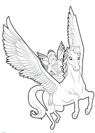 Hard Unicorn Coloring Pages 2359452