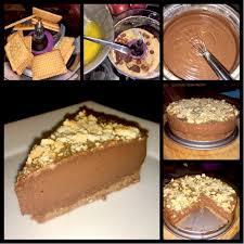 nutella butterkeks kuchen ohne backen no bake nutella