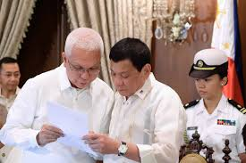 Cabinet Agencies Of The Philippines by Jun Evasco The Former Npa Rebel In The Palace U0027snake Pit U0027