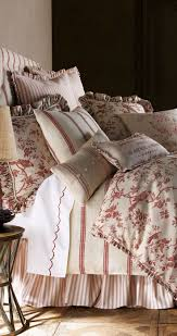Eastern Accents Bedding Discontinued by Best 25 Toile Bedding Ideas On Pinterest Country Bedroom Blue