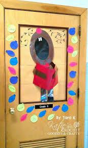 Classroom Door Decorating Ideas