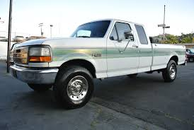 1993 Ford F250 2 Owner 128K Xtra-Cab Pickup Truck Low Mile For Sale ...