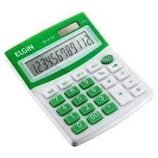 Calculadora De Mesa Com Desligamento Automático Mv4126 Elgin Carrefour
