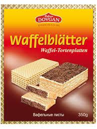 dovgan waffelblätter 10x35g