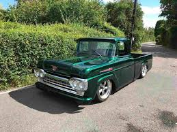 Classic Ford Pickup Trucks Uk | Hyperconectado