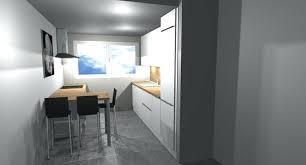 cuisine parall鑞e table basculante cuisine table a manger marisa 6 couverts verre