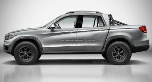 A BMW X5 Based Pickup Truck Actually Look OK