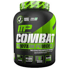 Muscle Pharm Combat Cookies Cream Protein Powder 5 Pounds