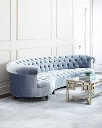 Tufted Velvet Sofa Toronto by Rebecca Mirrored Sofa Upholstery Interiors And Living Rooms