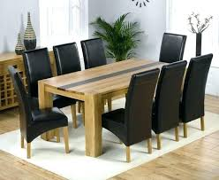 8 Chair Dining Table Tables Room Amazing Exciting With