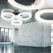 elegante 30 watt led deckenbeleuchtung aus chrom