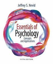 EBOOK Essentials Of Psychology Concepts And Applications 5th Edition PDF