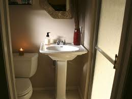Half Bathroom Ideas For Small Spaces by Converting A Half Bath To A Full Bath Hgtv