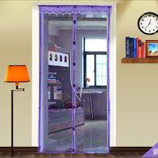 porte de la cuisine aimant moustiquaire magnétique écran souple porte porte de la