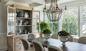 Chandelier Over Dining Room Table by Beaded Chandeliers Reveal Their Charm And Versatility