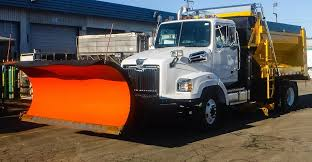 100 Snow Plows For Trucks Magnum Trailer Rigs Up Snow Plows For 2 FGI Trucks TrailerBody