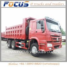 China Sinotruk HOWO A7 10wheels 6X4 Dump Truck 20 Cubic - China Dump ...