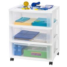 Plastic Drawers On Wheels storage carts on wheels with drawers chest of drawers