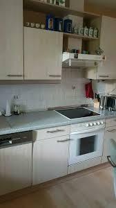 verkaufe wegen neuanschaffung gut erhaltene küche alno pino