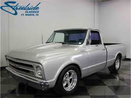 1967 Chevrolet C10 For Sale | ClassicCars.com | CC-1051700 1967 Chevrolet C10 Custom Pickup Red Hills Rods And Choppers Inc Hot Rod Network Chevy Stepside Truck 454400 12 Bolt Posi Ps Rebuilt A 67 With 405hp Zz6 To Celebrate 100 Years Of Ck For Sale Near Cadillac Michigan 49601 S241 Kansas City Spring 2012 Sema Seen Ctennialcelebration Pickup Truck K20 4x4 Cars Trucks Web Museum Ousci Preview Chris Smiths For Sale396fully Restored Fantastic