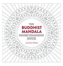 Buddhist Mandala Pocket Coloring Book 26 Inspiring Designs For Mindful Meditation And