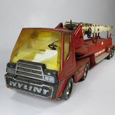 Vintage TONKA Fire Truck-Item #333C43 – Look What I Found