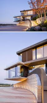 100 Modern Houses Los Angeles This House Has A Cantilevered Dining Room With Walls Of Glass