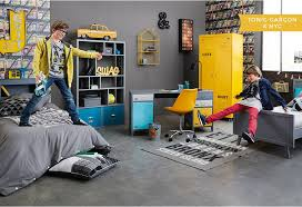 chambre enfant maison du monde chambre garçon déco styles inspiration maisons du monde