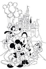 Free Disney Coloring Page Printable