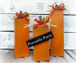 Caledonia Pumpkin Patch by Pumpkin Patch Set Wood Pumpkins Fall Pumpkins Fall Decor