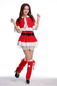 santa claus women dress tunic christmas party dress xmas navidad