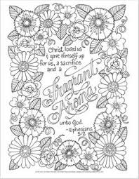 I Love You Doodle Colouring Page Words