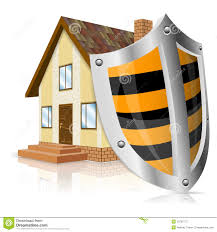 100 Safe House Design Concept Stock Vector Illustration Of Protection