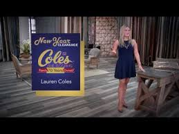 Coles Fine Flooring Teacher Appreciation by Coles New Year Clearance Youtube