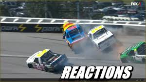 2018 Nascar Camping World Truck Series AT TALLADEGA REACTIONS ... Ben Rhodes Stewart Friesen Eliminated From Nascar Truck Playoffs At Talladega Ems Behind The Scenes Nascars Most Fabled 2007 Matt Crafton Menards Mountain Dew 250 By Justin Full Weekend Schedule For Nascarcom Fr8auctions Entry List Surspeedway Mrn Andy Seuss Hopes To Make His First Camping World Start The Story Of How Old Glory Started Making Laps Event Calendar Bad Boy Mowers Returns To With Motsports Off Road Mud Park Race Track Alabama Partners Xpo Logistics For Eldora And Kvapils Good Run Ends In Big One At