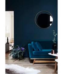 wohnzimmer petrol grün blau living room green blue