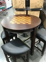 Checkers And Chess At Costco | Conservatory | Outdoor Tables ... Costco 7 Piece Dning Set 499 Affordable Good Fniture Argos Small Sets Ukule Table And Bayside Furnishings Ding Room 6 Chairs Uk Luxury 25 Large Height Scheme Design Instore Fniture On Clearance Leather Couches Ding For Benches Inexpensive Mattress Eaging Counter With Reference Perfect Solution Your Foldable Stco Kitchen Table And Chairs The Is Made Of Solid Birch Pike Main 5 Pc W Saddle Seats 399 Bainbridge 9 Pc Extending Leafs 1399