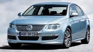 VW Passat BlueMotion 2011 review