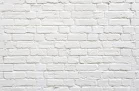 Home Design White Brick Wall Background Concrete Decorators Pertaining To Property