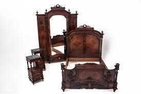 antikes schlafzimmer louis xvi frankreich um 1880