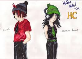 Cool Habbo HC By Mekaruchick777