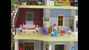 playmobil schlafzimmer mit nähecke 70208 vom puppenhaus 70205