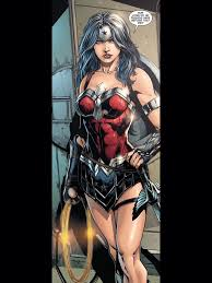 Modern Day Wonder Woman With A Different Uniform