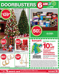 Kmart Christmas Trees Jaclyn Smith by Kmart 2014 Black Friday Ad