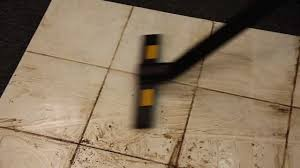 grout and tile steam cleaning with daimer tile steam cleaner