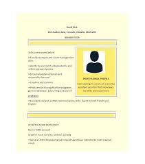 Sample Administrative Assistant Resume Executive