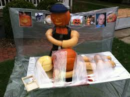 Pumpkin Contest Winners by The Dexter Pumpkin Scene