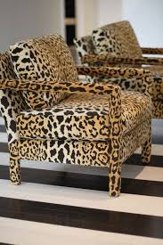 Skirted Parsons Chairs With Arms by Best 25 Leopard Chair Ideas On Pinterest Leopard Print Chair