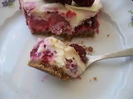 sonntagskuchen weiße schokolade himbeer cheesecake
