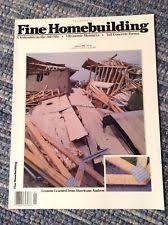 Fine Woodworking Magazine Deals by Fine Homebuilding Books Ebay